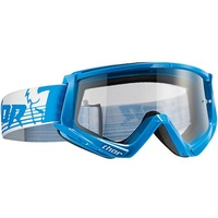 Thor 2019 Conquer Goggle Blue/White