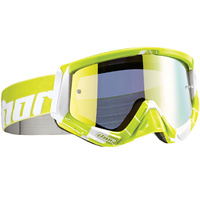 Thor 2019 Sniper Goggle Chase Lime/White