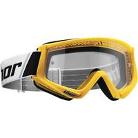 Thor 2021 Combat Goggle Yellow/Black