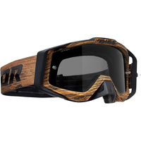 Thor 2019 Sniper Pro Goggle Woody Brown