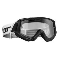 Thor 2021 Combat Youth Goggle Black/White