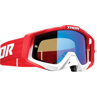 Thor 2019 Sniper Pro Goggle Fader Red