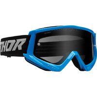 Thor 2022 Combat Racer Sand Goggles Blue/Grey