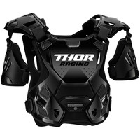 Thor 2020 Guardian Youth Roost Guard Black [Size:SM/MD]