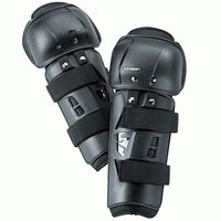 Thor 2021 Sector Knee Guards Black
