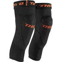 Thor 2021 Comp XP Knee Guards Black