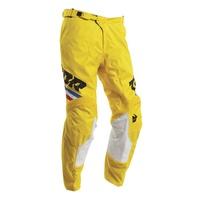 Thor 2020 Pulse Pinner Pant Yellow/Black