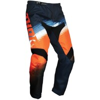 Thor 2021 Sector Vapor Pant Orange/Midnight