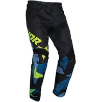 Thor 2021 Sector Warship Pant Blue/Acid