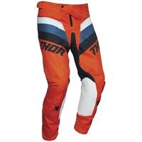 Thor 2021 Pulse Racer Pant Orange/Midnight