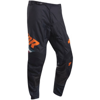 Thor 2020 Pulse Air Pinner Youth Pant Midnight/Orange