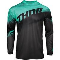 Thor 2021 Sector Vapor Jersey Mint/Charcoal
