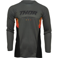 Thor 2022 Pulse React Jersey Army/Black