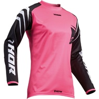 Thor 2019 Sector Zone Womens Jersey Black/Pink
