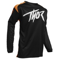 Thor 2020 Sector Link Youth Jersey Orange