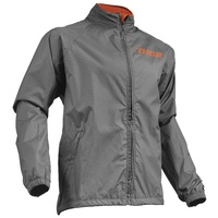 Thor 2021 Pack Jacket Charcoal/Orange