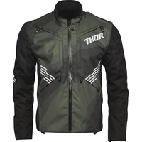 Thor 2021 Terrain Jacket Camo