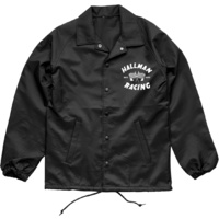 Thor 2019 Hallman Finish Line Windbreaker Jacket Black