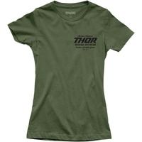 Thor 2020 Goods Womens Tee Shirt Green