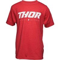 Thor 2020 Loud 2 Youth Tee Shirt Red