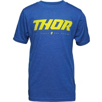 Thor 2020 Loud 2 Youth Tee Shirt Royal