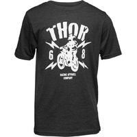 Thor 2020 Lightning Youth Tee Shirt Charcoal