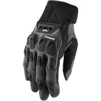 Thor 2021 Terrain Gloves Charcoal