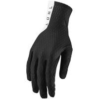 Thor 2019 Agile Gloves Black/White