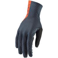 Thor 2019 Agile Gloves Midnight/Orange