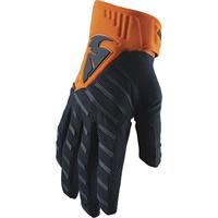 Thor 2021 Rebound Gloves Midnight/Orange