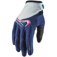 Thor 2019 Spectrum Womens Gloves Ocean/Pink