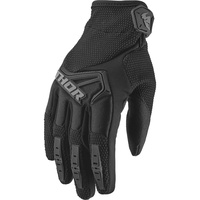 Thor 2021 Spectrum Youth Gloves Black