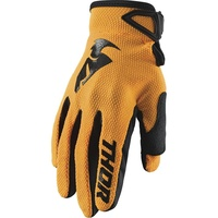 Thor 2021 Sector Youth Gloves Orange
