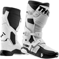 Thor 2021 Radial Boots White