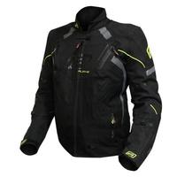 Rjays Canyon II Mens Jacket Black/Hi-Viz