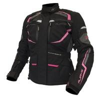 Rjays Voyager V Ladies Jacket Black/Pink