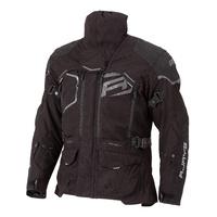 Rjays Adventure Jacket Black/Black