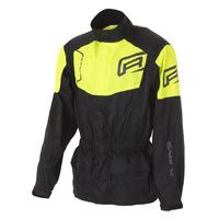 Rjays Tempest II Jacket Black/Hi Viz