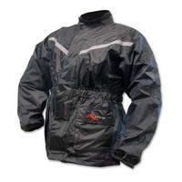 Rjays Tornado Rainwear Jacket Black