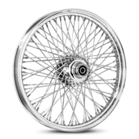 DNA Traditional Laced 80 Spoke Wheel - 16x5.50 - Rear
