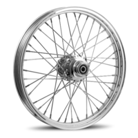 DNA Traditional Laced 40 Spoke Wheel - 21x2.15 - Front
