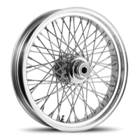 DNA Traditional Laced 60 Spoke Wheel - 21x2.15 - Front