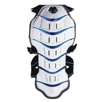 REV'IT! TRYONIC Feel 3.7 Back Protector White/Blue