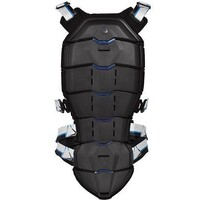 REV'IT! TRYONIC SEE + Back protector Black/Blue