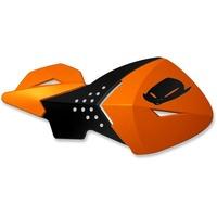 UFO Escalade Handguards Orange/Black (98-19)