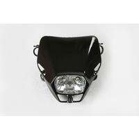 UFO Firefly Headlight Black