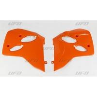 UFO Radiator Shrouds Orange for KTM 380/400/620 93-98