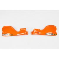 UFO Handguards Orange (98-18) for KTM 125/250 98-06/200/300/380 99-06/400/520 01-06