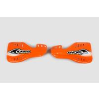 UFO Handguards (New Style) Orange (98-18) for KTM SX/EXC 05-20/SX-F/EXC-F 05-06