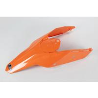 UFO Rear Fender/Side Panels Orange (98-18) for KTM SX/SX-F 07-10